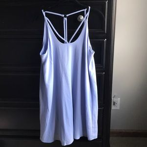 NWT, Blue dress, never worn